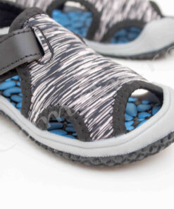 sandale negre copii