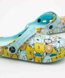 crocs colorati pentru copii