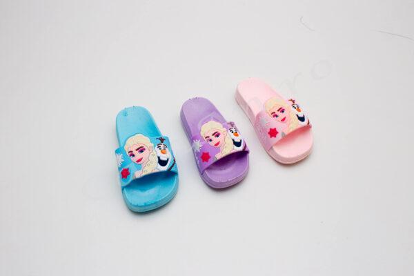 papuci colorati pentru fete