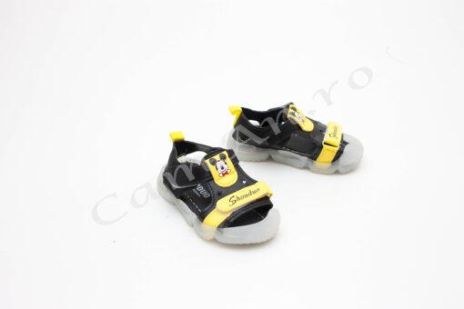sandale cu led