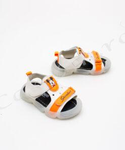 sandale cu led pentru copii