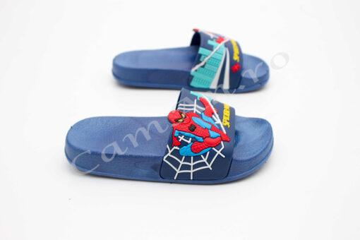 slapi bleu baieti spider
